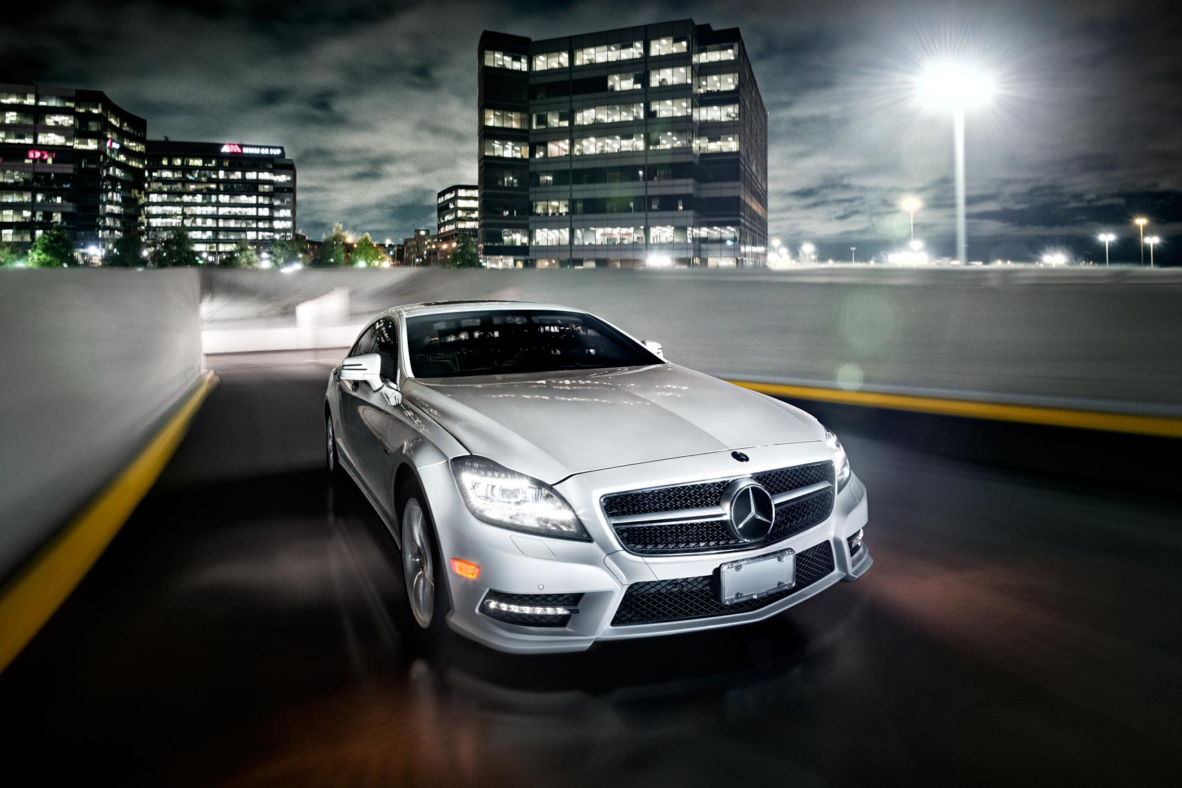 Mercedes-Benz  CLS 550 Night